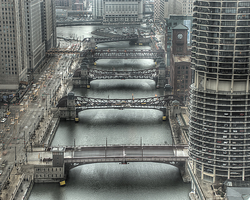 Puentes de Chicago